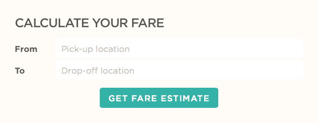 lyft-fare-estimator