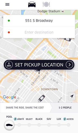 Uber Cost Estimate >> What's the difference between UberX, XL, UberSelect, and ...