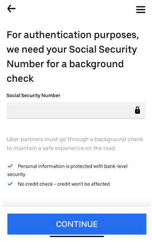 Will You Pass the Uber Background Check? - Ridesharing Driver