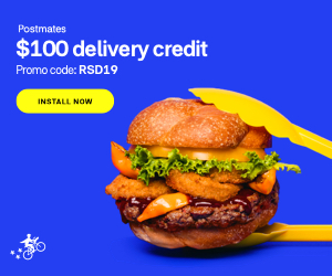 Is There a Postmates Promo Code For Existing Users? Free