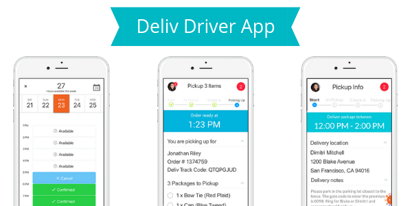 Delivering for Deliv? Here are the Requirements & Job