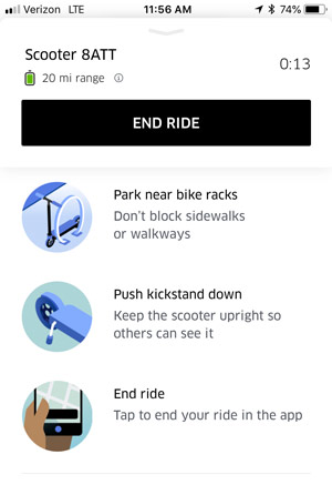 Uber Scooter & Bike Rentals? A Guide to the Uber Jump
